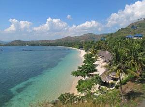wisata lombok - pantai sekotong